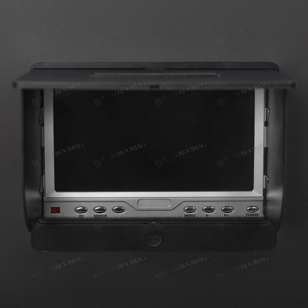 Технический промышленный видеоэндоскоп для инспекции труб BEYOND CR110-7D1 для инспекции, 30 м, с записью - 2