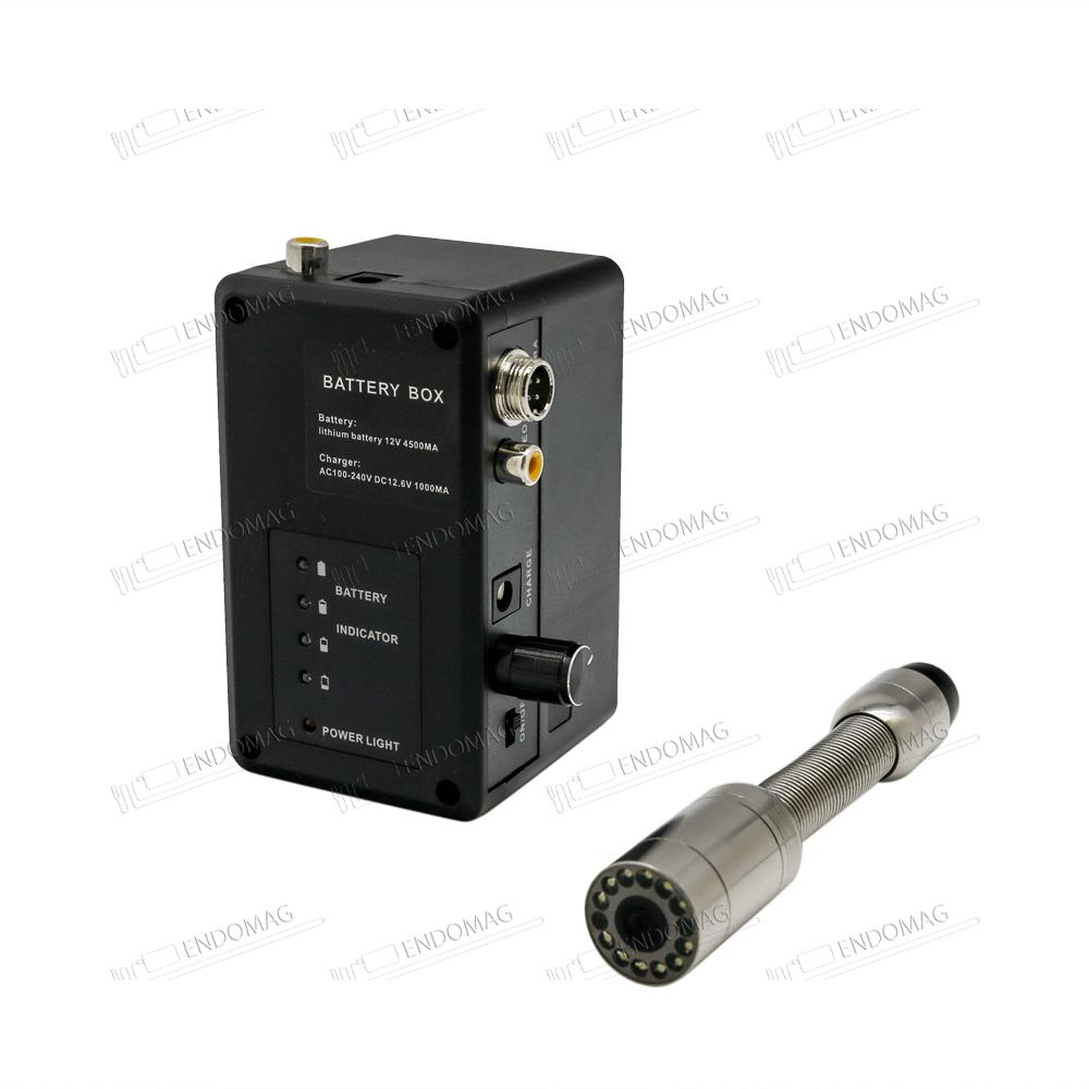 Технический промышленный видеоэндоскоп для инспекции труб Eyoyo WF92 для инспекции, 50 м, с записью - 2