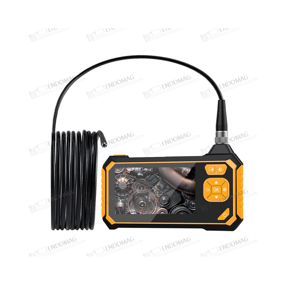 Эндоскоп X-ZONE RT-113 с LCD экраном 4.3 дюйма 1080P (5 метров) - 2